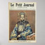 Tz'U-Hsi  Empress Dowager of China Poster