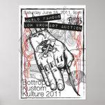 Bottrop Art Auction 2011 Poster