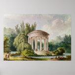 Temple of Love, Petit Trianon Poster