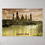 Zaragoza-Spain II Poster