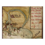 Taboas geraes of all the navigation (1630) poster