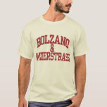 Bolzano & Weierstrass T-Shirt