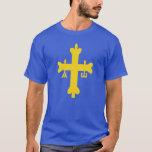 Asturias flag T-Shirt