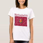 Valladolid City Designs T-Shirt