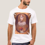 Romantic t-shirt by Anjo Lafin