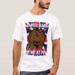 Newcastle Mens British Bulldog T Shirt