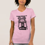 Ladies Paris Roubaix Forest of Arenberg T T-Shirt