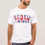 Farah British Flag Tee Shirt