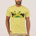 Blake Jamaican Flag T Shirt