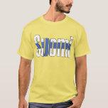 Suomi (Finland) Flag T-shirt