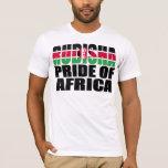 Rudisha Pride of Africa Kenyan Flag Shirts