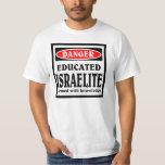 Educated Israelite T-Shirt