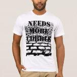 Needs More Cobble - Light T-Shirt