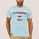Alessandria, Italy Scooter T-Shirt