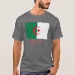 Algeria Flag with Name T-Shirt