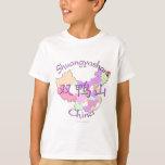 Shuangyashan China T-Shirt