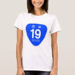 National highway 19 (body how your 19 u) T-Shirt