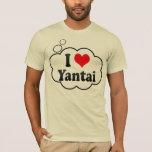 I Love Yantai, China T-Shirt