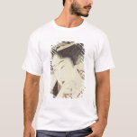 Bust portrait of the heroine Kioto of the Itoya T-Shirt