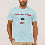 Torre del Greco, Italy Scooter T-Shirt