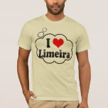 I Love Limeira, Brazil. Eu Amo O Limeira, Brazil T-Shirt