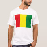 Guinea Flag T-shirt