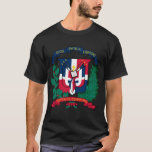 Dominican Republic Coat of arms  DO T-Shirt
