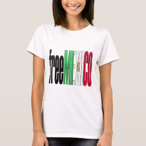 Free Mexico T-Shirt