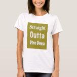 Straight Outta Dire Dewa T-Shirt