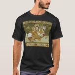 Fresco Mehrangarh Fort Jodhpur Rajasthan India T-Shirt