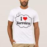I Love Barreiras, Brazil T-Shirt