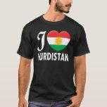 Kurdistan Love W T-Shirt