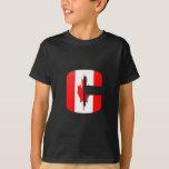 C (Canada) Monogram T-Shirt