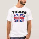 Team GB British Flag T-shirt
