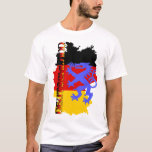Deutschland Bavarian Wappen Ingolstadt T-Shirt