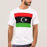 Libyan Rebel Flag T-Shirt