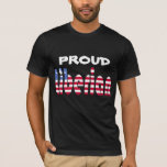 Proud Liberian Flag T-shirt
