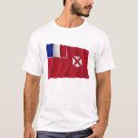 Wallis and Futuna Waving Flag T-Shirt
