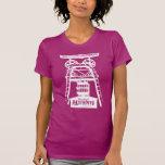 Ladies Paris Roubaix Forest of Arenberg T Shirt