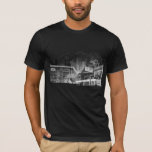 SENDAI - Collage BLACK T-Shirt