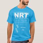 Tokyo Narita International Airport NRT T-Shirt