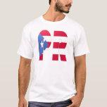 PR (Puerto Rico) T-Shirt