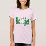 Naija (Nigerian Flag) T-Shirt