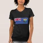 Saint Helena Flag T-Shirt