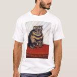 Henri Rousseau - The Tiger Cat ( Le Chat Tigre ) T-Shirt