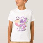 Quzhou China T-Shirt