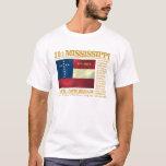 11th Mississippi Infantry (BA2) T-Shirt