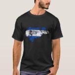Honduras Distressed Flag T-Shirt