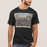 The Battle of Liaojang Russo Japanese War 1904 T-Shirt