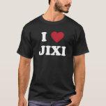 I Heart Jixi China T-Shirt